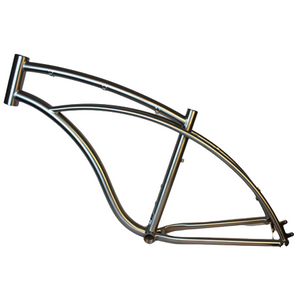 titanium cruiser bike frame